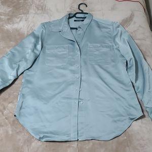 Ralph Lauren silk shirt